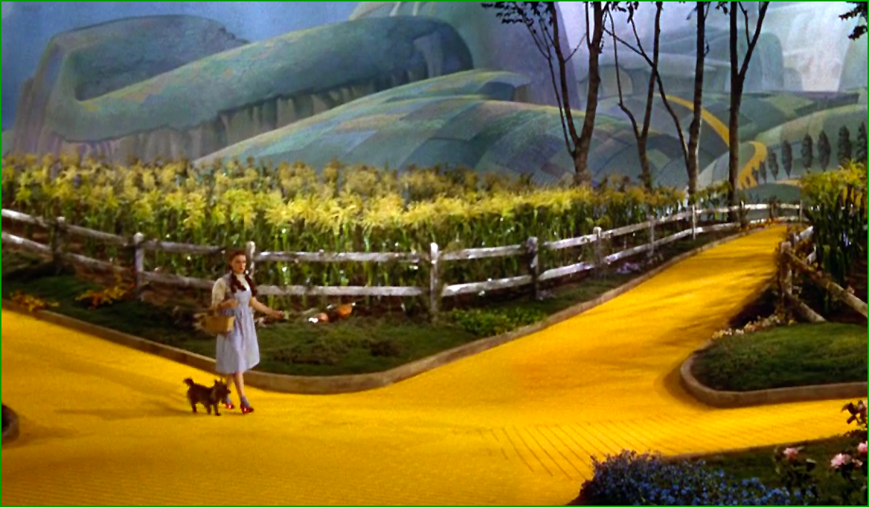 The Challenge of the Yellow Brick Road